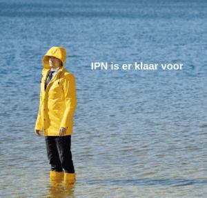 De interim professional van IPN is er klaar voor